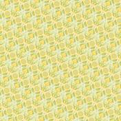 Sunshine & Lemons Paper- Large Floral