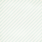 Stripes 92 Paper- Teal