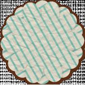 Paper Flower 12- Hello