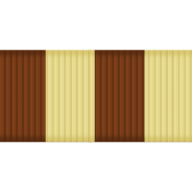 Thin Ribbon- Stripes 01- Brown