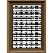 Frame 79- Wood