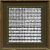 Frame 86- Wood
