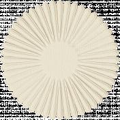 Paper Flower 14- White