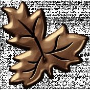 Bronze Leaf 01