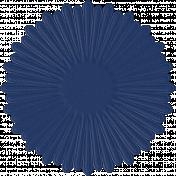Paper Flower 15- Blue