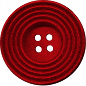 Button 07- Red