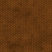Floral 72- Brown