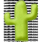 Felt Cactus- Mexico