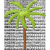 Felt Palm Tree- Mexico