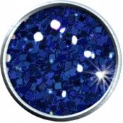Royal Blue Glitter Brad 05b- Mexico