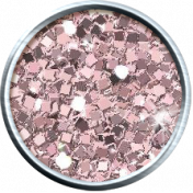 Light Pink Glitter Brad 05b- Mexico