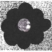 Glitter Flower Set 022c- Mexico