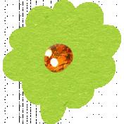 Glitter Flower Set 022d- Mexico