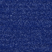 Mexico Glitter Sheet Paper- Blue Royal