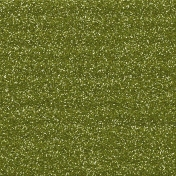 Mexico Glitter Sheet Paper- Green Olive