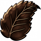 Bronze Leaf 03