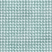 Houndstooth 01- Blue