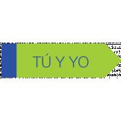 Mexico Labels- Tu y Yo (You & I)