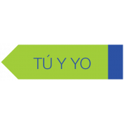 Mexico Labels- Tu y Yo 2 (You & I)