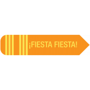 Mexico Labels- Fiesta Fiesta