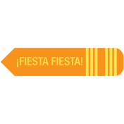 Mexico Labels- Fiesta Fiesta 2