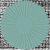 Paper Flower 14- Blue