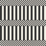 Mexico- Striped & Checkered Paper