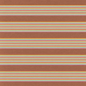 Mexico- Stripes Paper- Brown