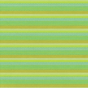 Mexico- Stripes & Zippers Paper- Green