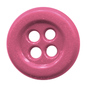 Pink Button- Tea Cup