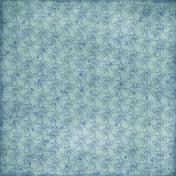 Floral 70- Blue