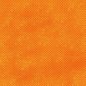 Polka Dots 20 - Orange & Red