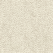 Polka Dots 51- Brown & White