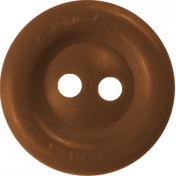 Button 29- Brown