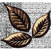 Bronze Leaf 04