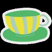 Sticker 4- Tea Cup