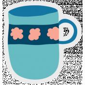 Sticker 10- Tea Cup