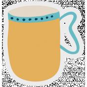 Sticker 9- Tea Cup
