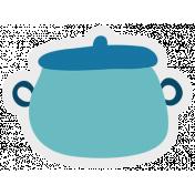 Sticker 13- Tea Cup