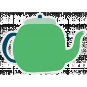 Sticker 14- Tea Cup