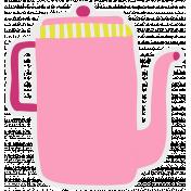 Sticker 15- Tea Cup