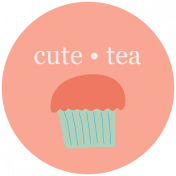Word Art 6- Tea Cup