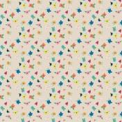 Tea Cup- Flower Paper