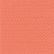 Tea Cup- Polka Dots Paper