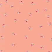 Tea Cup- Tri-Flower Paper