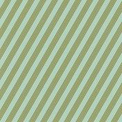 Tea Cup- Stripes Paper- Diagonal