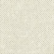 Polka Dots 14- Black & White