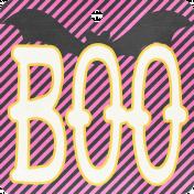 Boo Tag