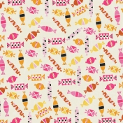 Boo! Candy Paper