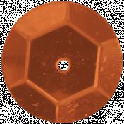 Boo! Sequin- Orange 1